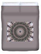 Forest Mandala 5 Duvet Cover