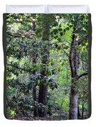 Forest Trees Duvet Cover