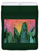 Forests Edge Duvet Cover