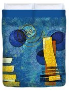 Formes - 09g Duvet Cover
