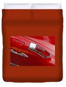 Forty Nine Buick Duvet Cover