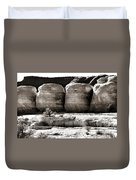 Four Boulders Duvet Cover