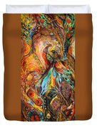 Four Elements Earth Part 3 From 4 Duvet Cover