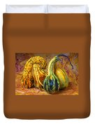 Four Gourds Duvet Cover