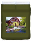 Fourge Mill Giverny Duvet Cover