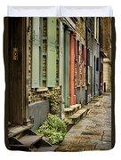 Fournier Street Duvet Cover