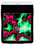 Fractal 4 Duvet Cover