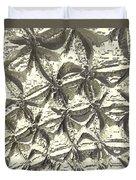Fractal Wall Duvet Cover