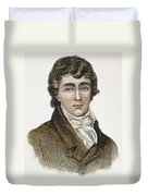 Francis Scott Key (1779-1843) Duvet Cover