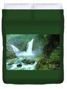 Franklin Falls   Duvet Cover
