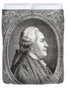 Franz Anton Mesmer, 1734-1815. Viennese Duvet Cover