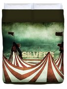 Freak Show Duvet Cover