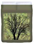 Freaky Tree 2 Duvet Cover
