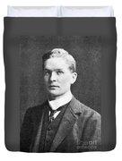 Frederick Soddy, English Radiochemist Duvet Cover