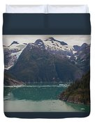 Frederick Sound Duvet Cover by Mike Reid
