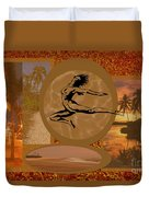 Free To Be Me Duvet Cover