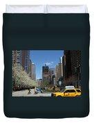 Freedom Tower 3 Duvet Cover