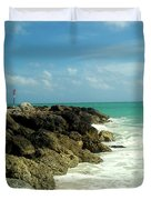 Freeport Coast Duvet Cover