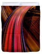 Freeway Lights 1 Duvet Cover