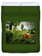 French Cottage Garden Duvet Cover