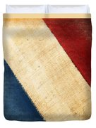 French Flag Duvet Cover
