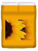 French Sunflowers Duvet Cover