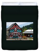 Fresh Coffee In Carcross Duvet Cover