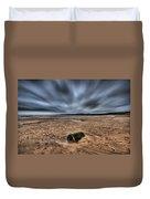 Freshwater West Blur Duvet Cover