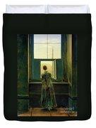 Friedrich Woman 1822 Duvet Cover