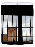 From Inside Alhambra Duvet Cover