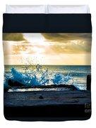From The Heavens Duvet Cover