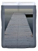 Frosted Dock Duvet Cover