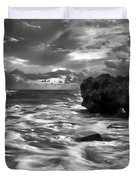 Frothy Seas Duvet Cover
