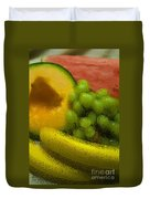 Fruitopia Duvet Cover