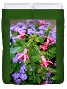 Fuchsia Standout Duvet Cover