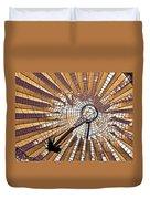 Fujisan In Berlin Duvet Cover by Juergen Weiss