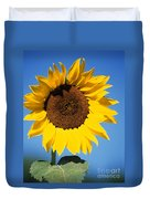 Full Sunflower Duvet Cover