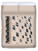 Fulton House. Chicago Duvet Cover