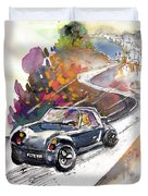 Fun Ride Duvet Cover