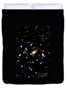Galaxy Cluster Duvet Cover