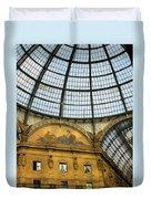 Galleria In Milan I Duvet Cover