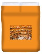 Galleries Laffayette IIi Duvet Cover