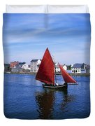 Galway, Co Galway, Ireland Galway Duvet Cover