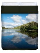 Galway Reflections Duvet Cover