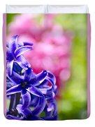 Garden Color Splash Duvet Cover