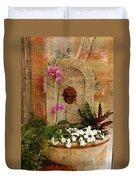 Garden Deco Duvet Cover