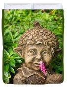 Garden Elf 2 Duvet Cover