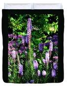 Garden Flowers 1 Duvet Cover