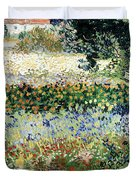 Garden In Bloom Duvet Cover