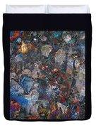 Garden Of Crafts  Duvet Cover